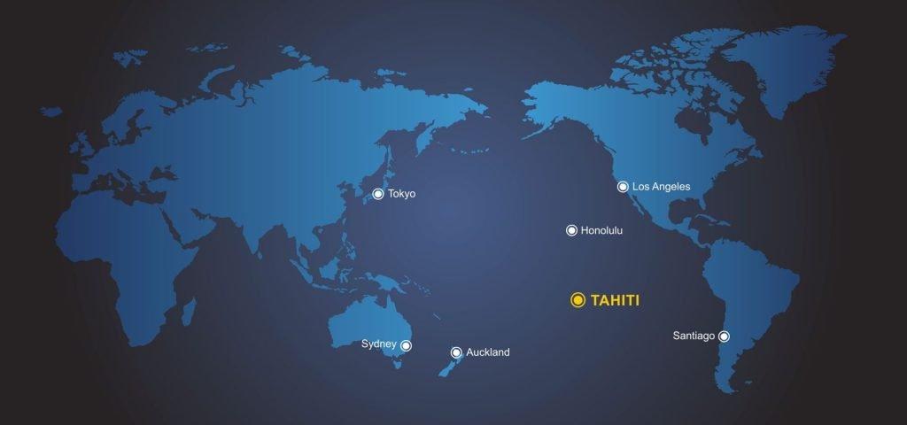 Motu Moi, Taha\'a location | Tahiti Island for Sale