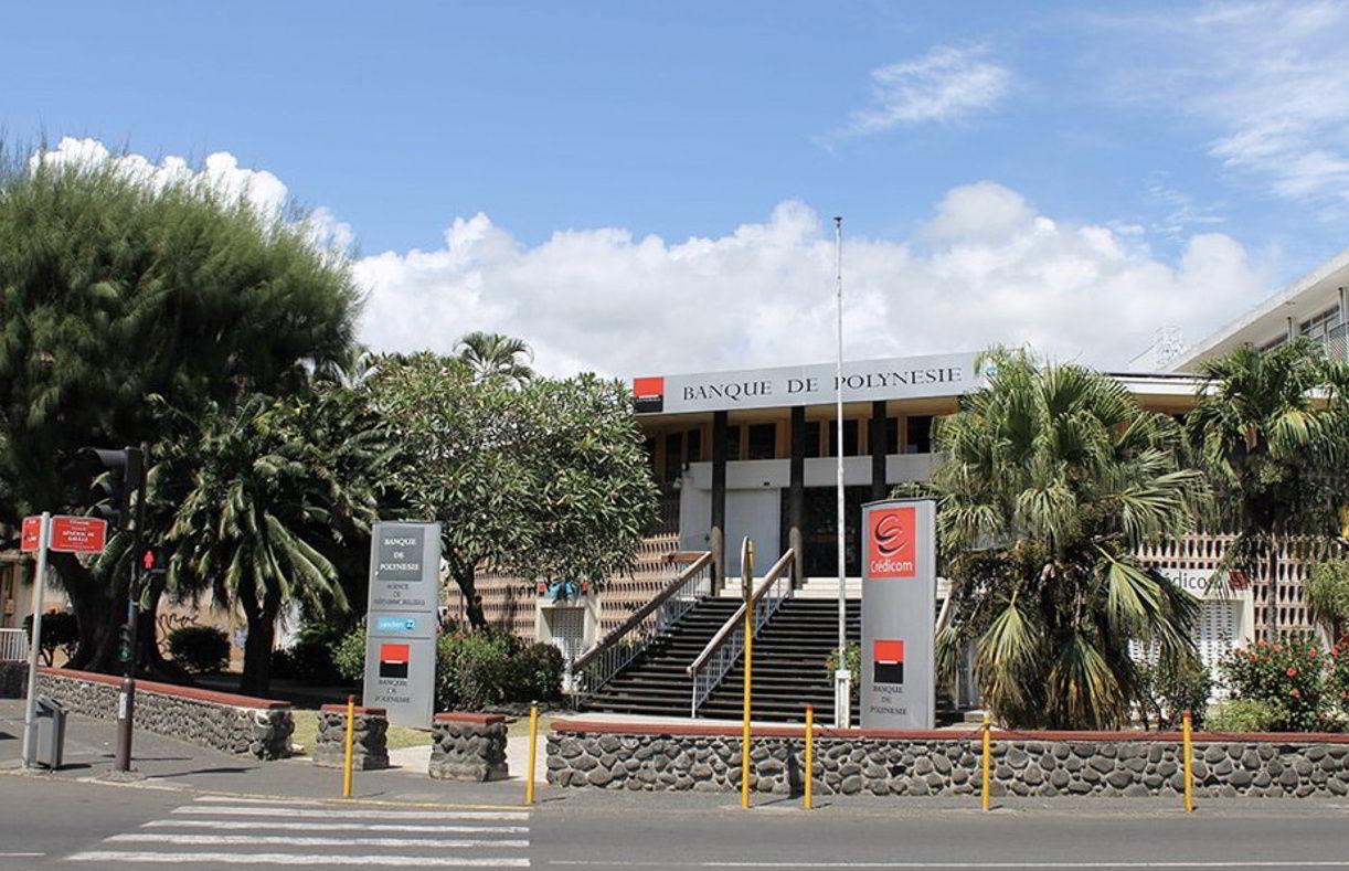 International Papeete Bank, subsidiary of Society General