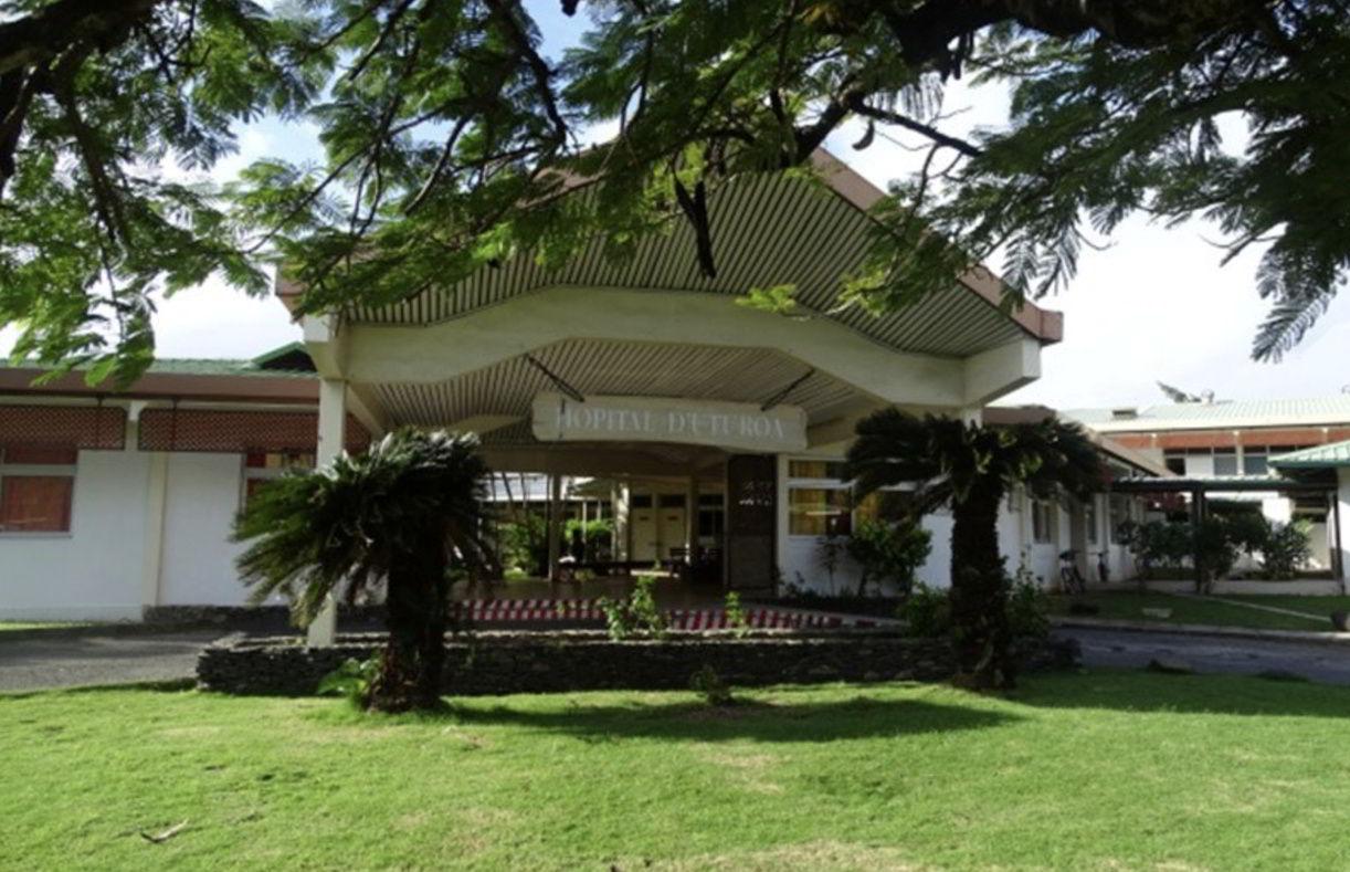 Full Service hospital near Motu Moie