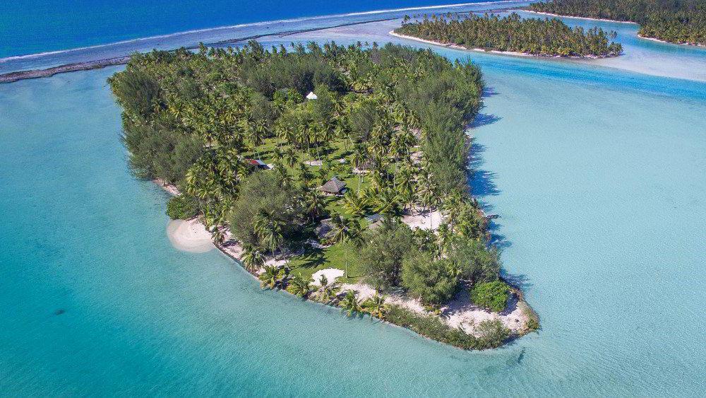 Private Islands of Tahiti