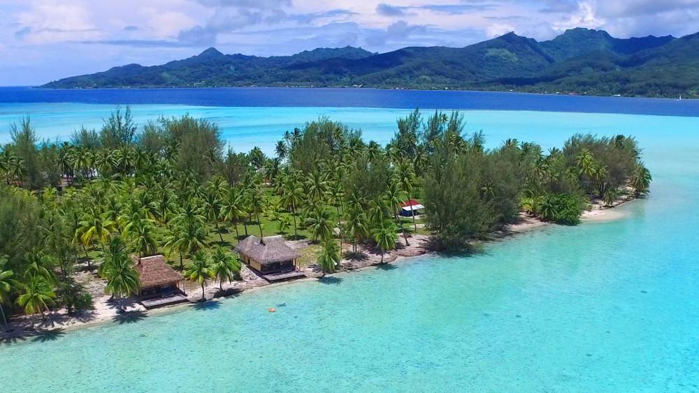 Ideal home away from Coronavirus in Tahiti