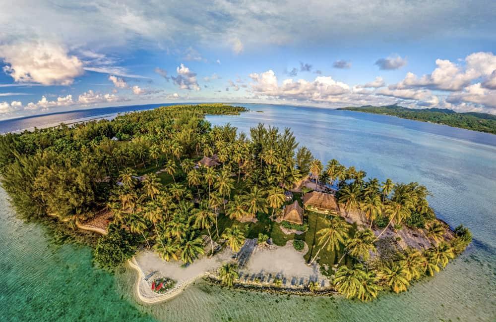 Keep away from Coronavirus on tahiti island for sale