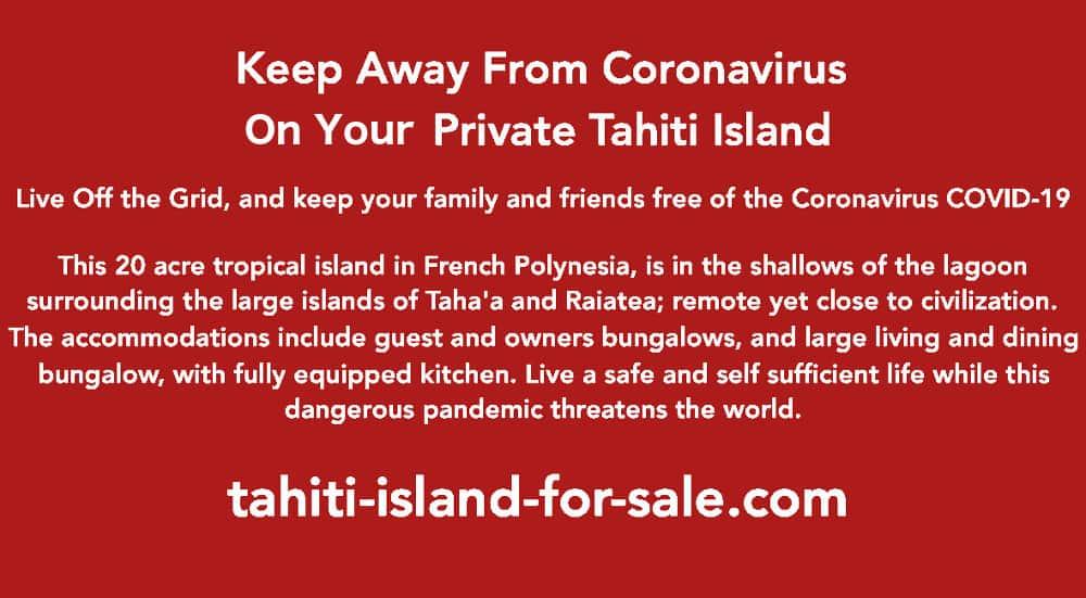 Coronavirus COVID-19 escape