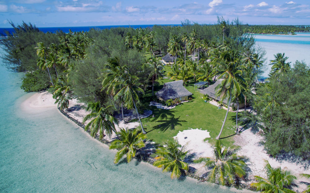 Tahiti island for sale